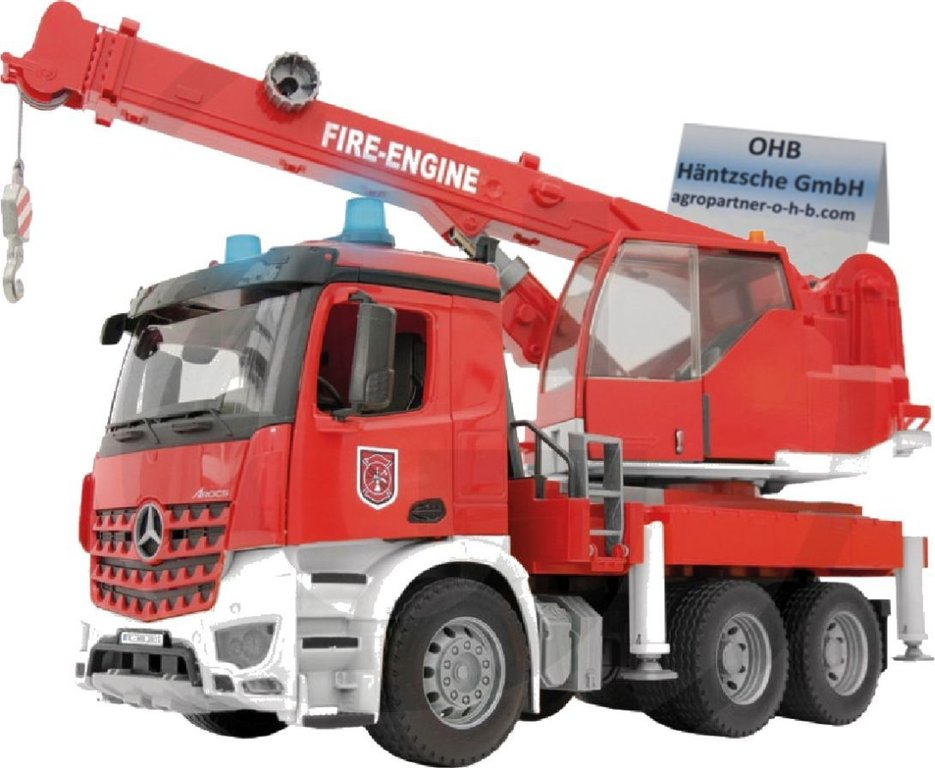 30060003675 - MB Arocs Feuerwehr-Kran[MB Arocs fire department -crane]